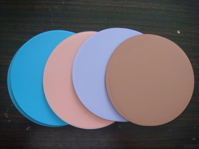 precise polishing film