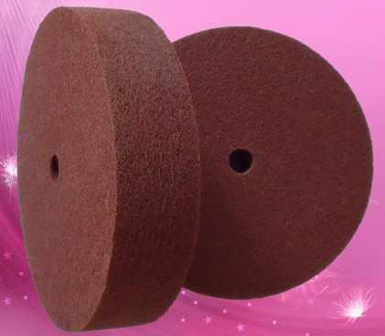 Non Woven Polishing Disc with coloring