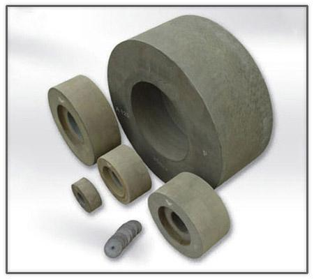 Rubber Bonded Abrasive Wheel